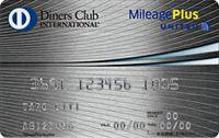 MileagePlusダイナースクラブファースト券面画像