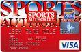 スポーツオーソリティカード券面画像