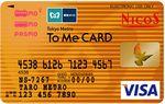 To Me CARDゴールドカード券面画像